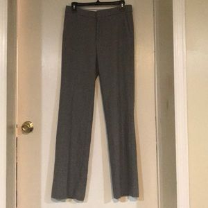 Banana Republic Wool Straight Trouser. Size 4